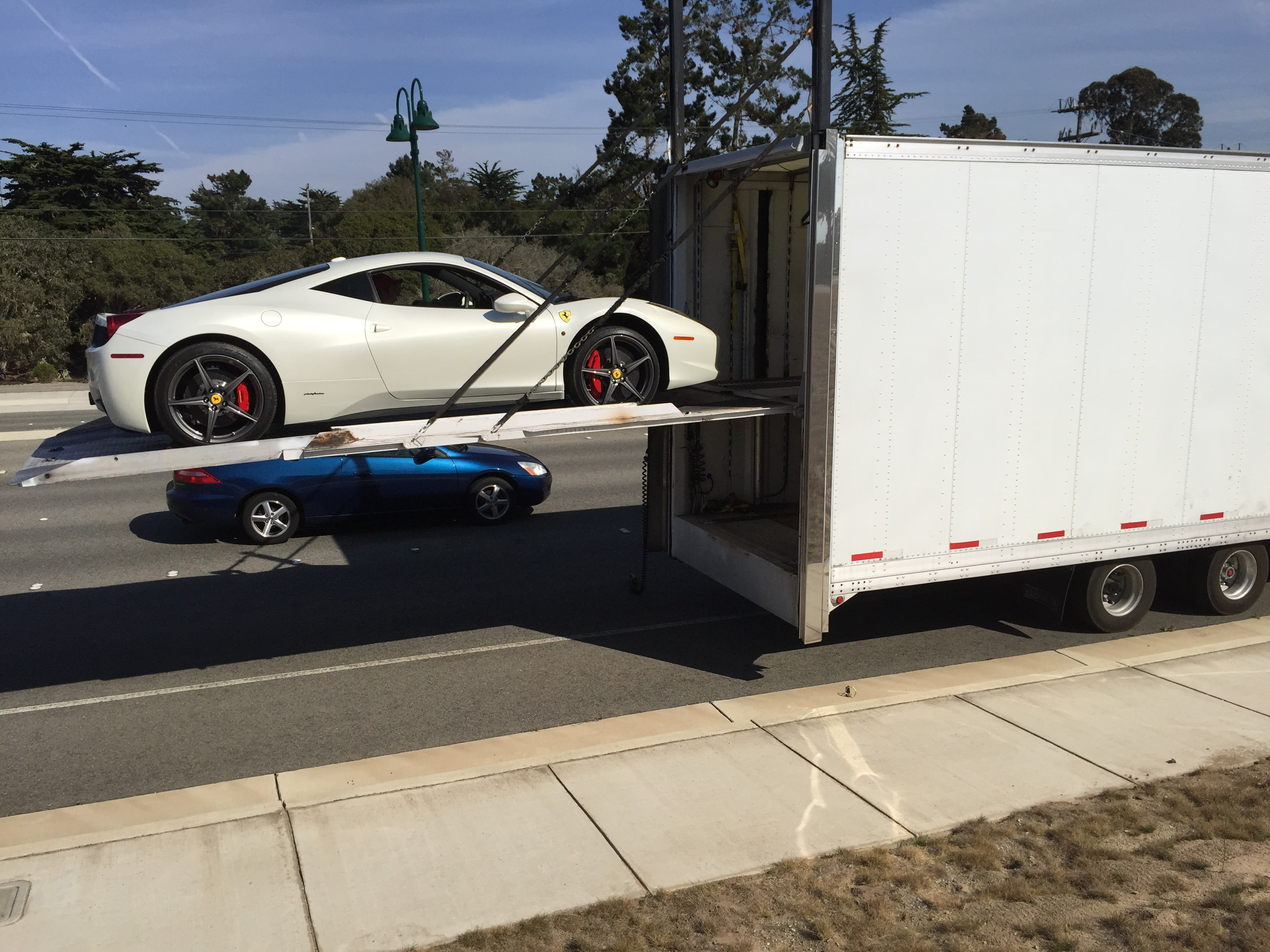 Exotic Car Transport Exotic Car Shipping